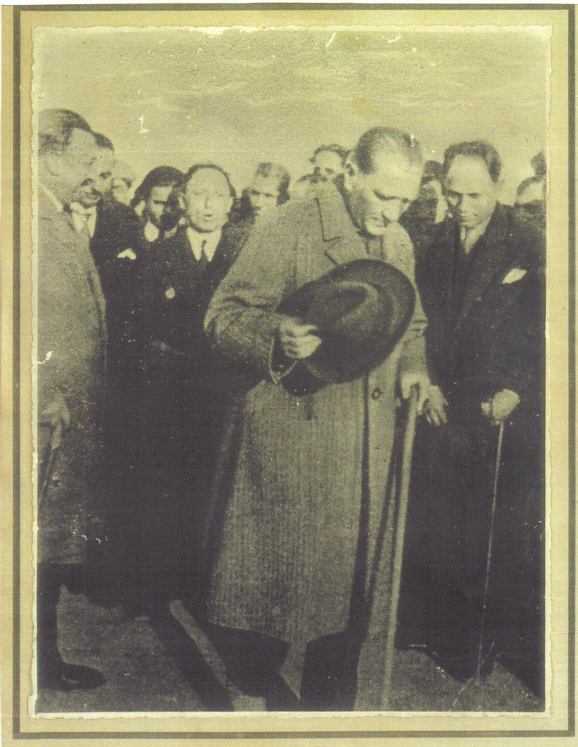Mustafa Kemal Atat�rk'�n Resimleri