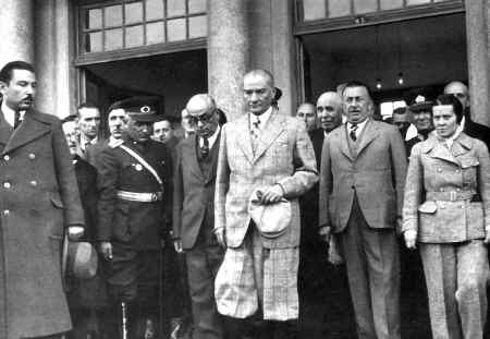 Atatürk, iktisat, ekonomi, tarih