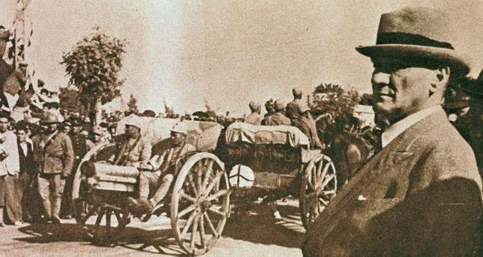 Atatürk Köşesi 24 Haziran 2019,