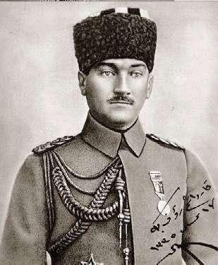 Atatürk Köşesi 20 Haziran 2019,