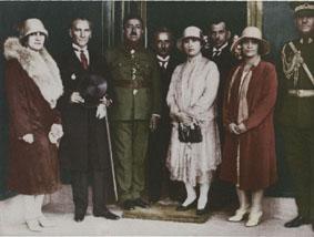 Atatürk Köşesi 21 Haziran 2019,